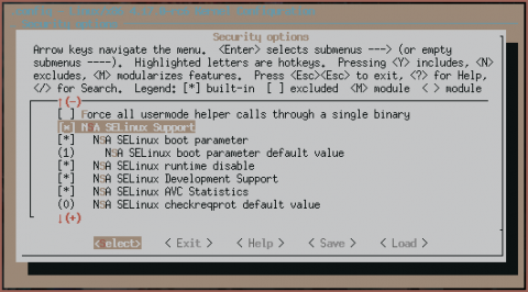 Compila tu kernel a la old school en Arch-linux | Security Hack Labs